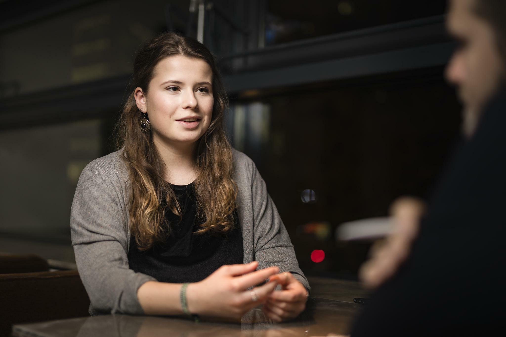 """Klimaaktivistin Neubauer: """"Siemens inszeniert sich sehr gerne als ein Klimaschutzkonzern"""""""