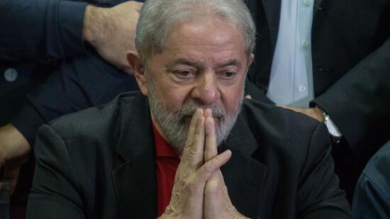 Luiz Inácio Lula da Silva: Bundesrichter friert Konten von Brasiliens Ex-Präsidenten ein