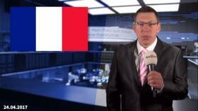Macron-Le Pen-Duell gibt der Börse Schwung