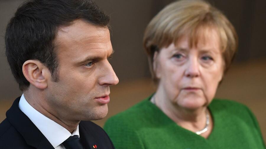 Macron: Ohne Reformen gerät Europa in Gefahr