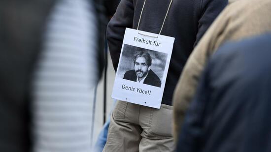 Welt-Verlag klagt gegen Yücel-Haft in der Türkei