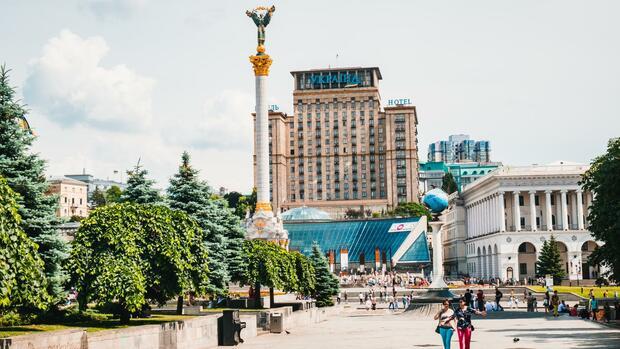 """Osteuropa: """"Selenski-Effekt"""" sorgt für kleines Wirtschaftswunder in der Ukraine"""