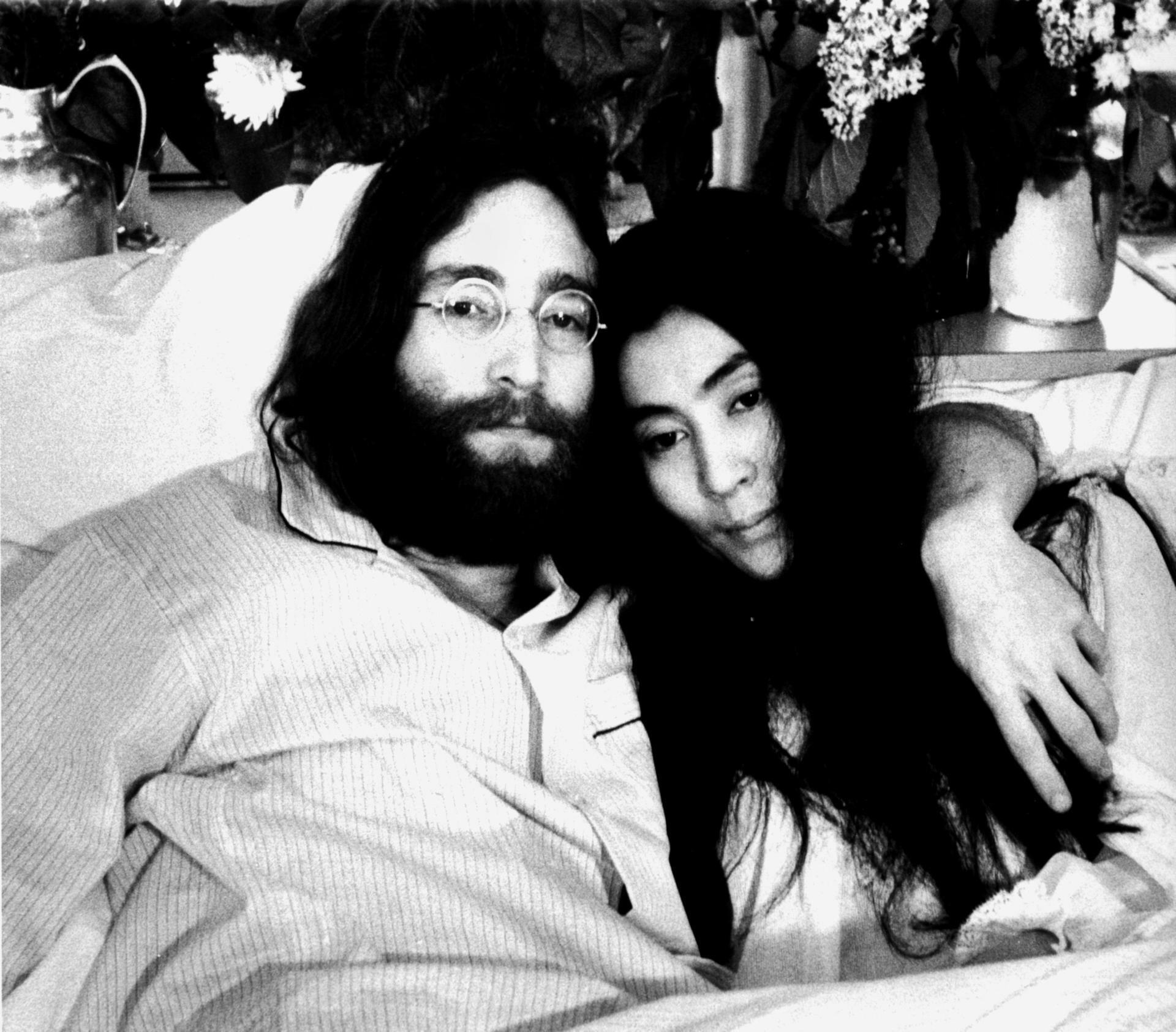 John Lennon: Einer, der die Welt retten wollte