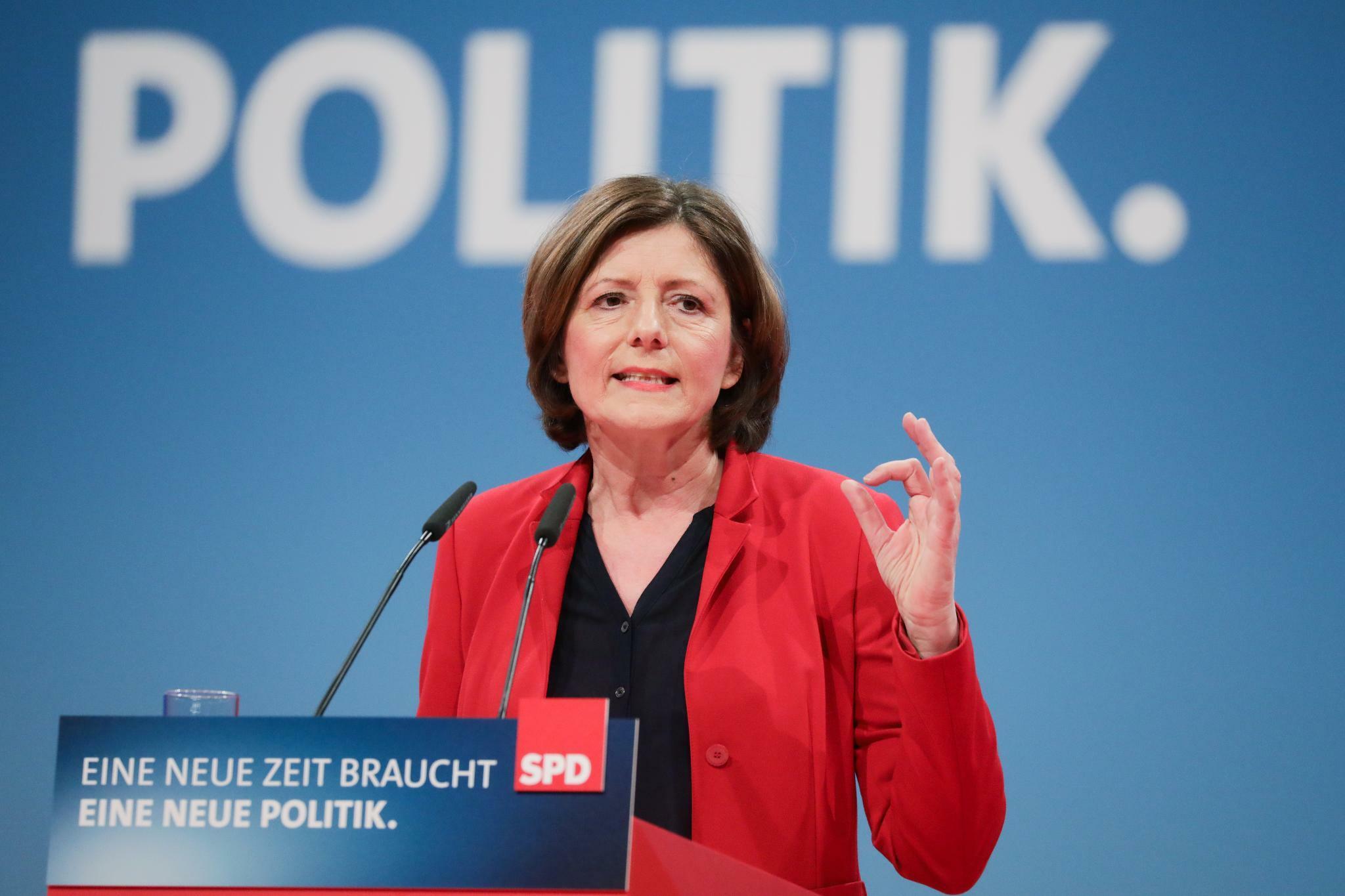 Linksbündnis-Debatte: Linkspartei begrüßt SPD-Vorstoß