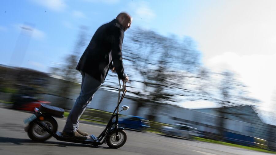 Mehrheit der Deutschen will nicht mit E-Scootern fahren