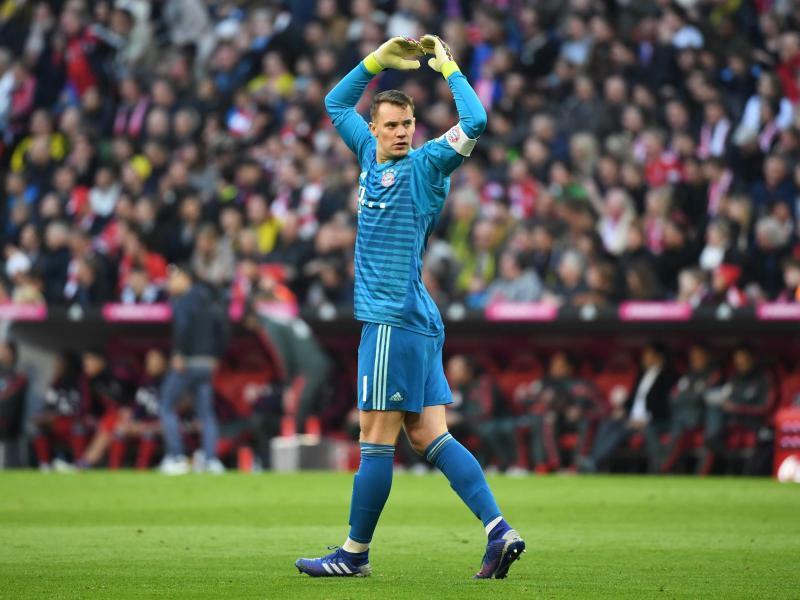 """""""WAZ"""": Manuel Neuer erhält Landesverdienstorden"""