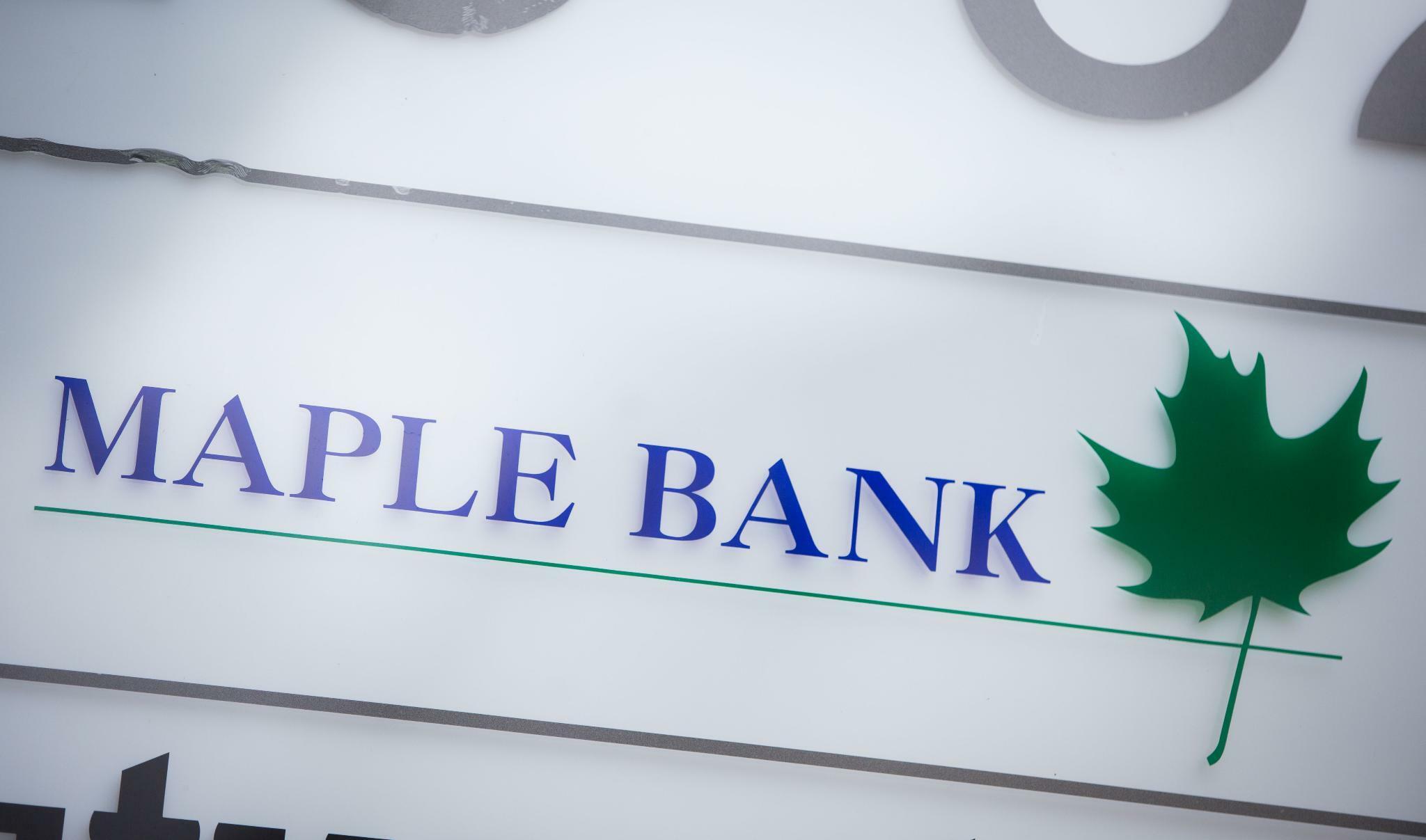 Zwei Ex-Manager der Maple Bank verhaftet