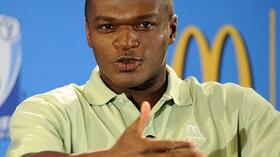 Marcel Desailly wird nicht Trainer in Ghana. Foto: SID Images/AFP/Stephane de Sakutin Quelle: SID