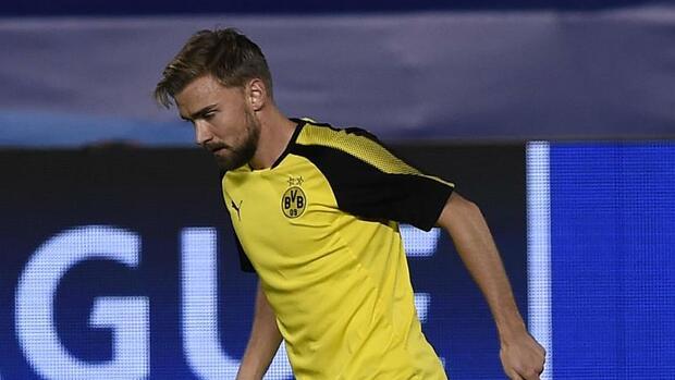 Fußball: BVB in Nikosia wieder mit Kapitän Schmelzer - Fünf Wechsel