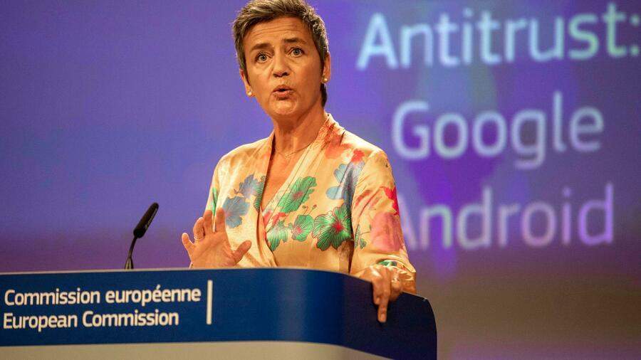 EU verhängt wohl die nächste Strafe gegen Google – die wichtigsten Fragen