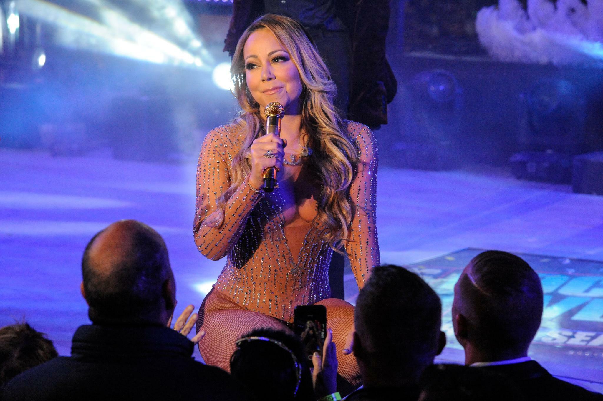 Mariah Carey: Weihnachtssong springt in die Top-Ten – nach 23 Jahren
