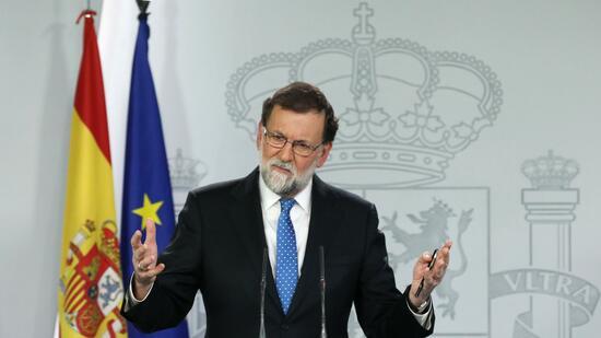 Puigdemont fordert Treffen mit Rajoy