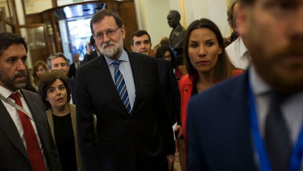 """""""Gürtel""""-Affäre: Spaniens Regierungspartei PP wegen Korruption verurteilt - Rajoy droht Ungemach"""
