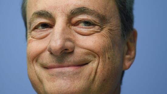 EZB hält Leitzins auf Rekordtief von 0,0 Prozent