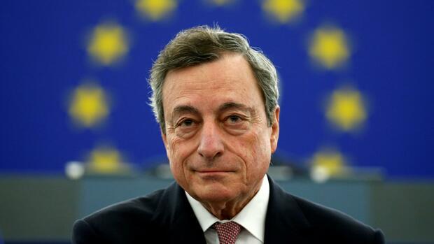 EZB-Chef Mario Draghi mahnt EU zur Einheit