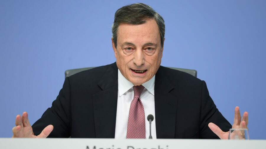 Draghi-Rede löst Kursfeuerwerk am Anleihemarkt aus