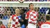 Fußball: Mandzukic und Perisic: Kroatiens große Unglücksraben