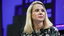 Marissa Mayer, President and CEO of Yahoo, participates in a panel discussion at the 2015 Fortune Global Forum in San Francisco, California November 3, 2015. REUTERS/Elijah Nouvelage Quelle: Reuters
