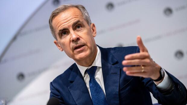 Notenbank: Britischer Notenbankchef für digitale Leitwährung