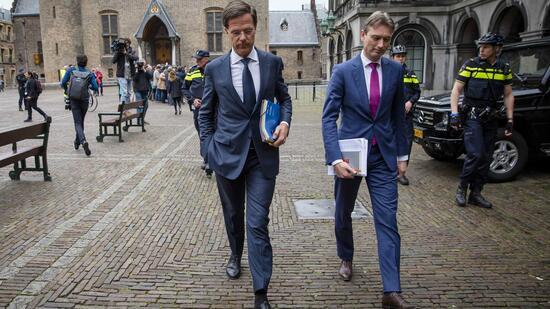 Weiterhin keine Regierungsmehrheit in den Niederlanden
