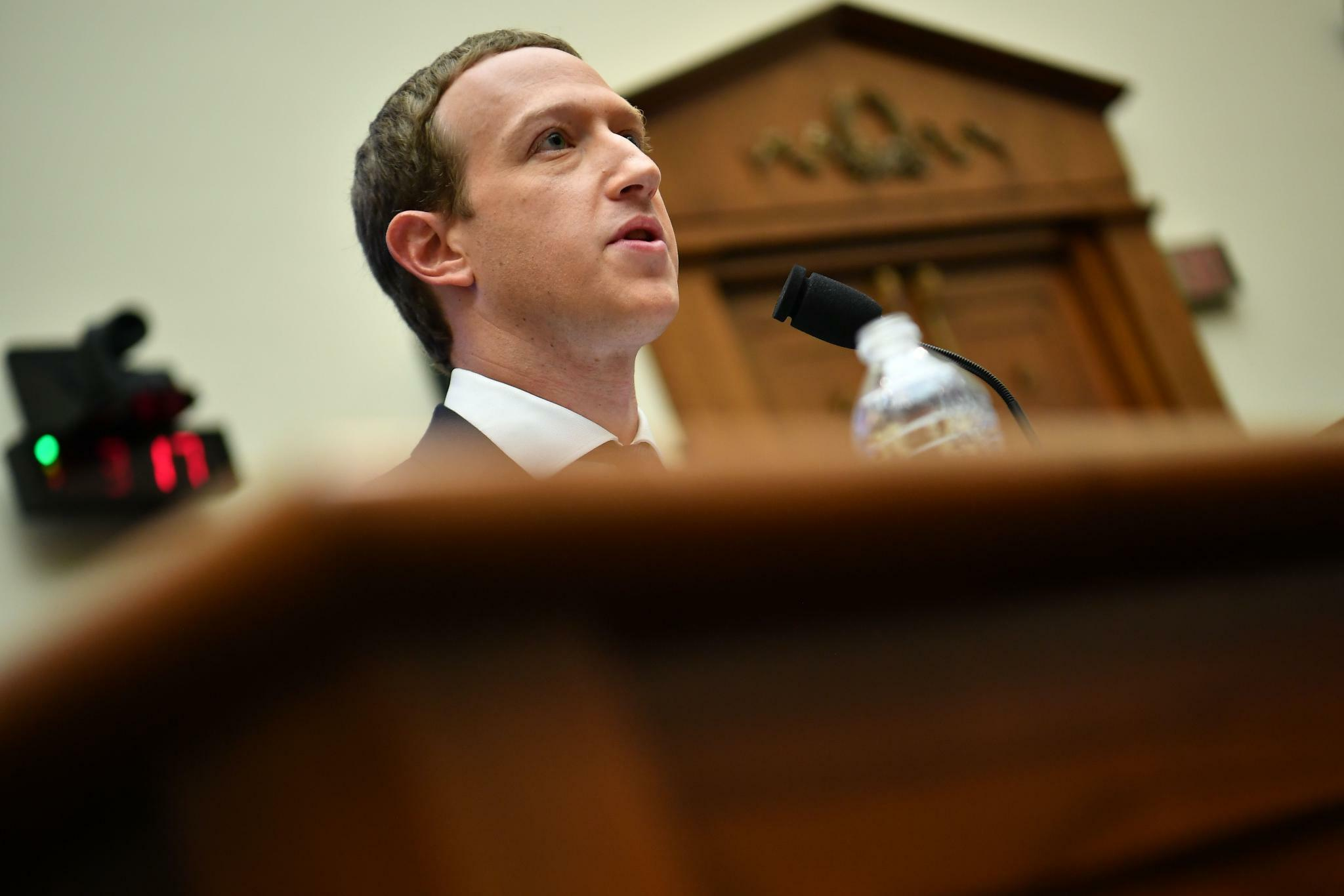 Libra: Zuckerberg verteidigt Kryptowährung im US-Kongress
