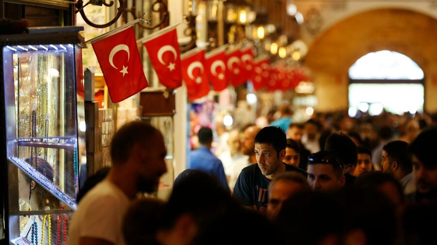 Rekord-Inflation: Türkische Notenbank kündigt