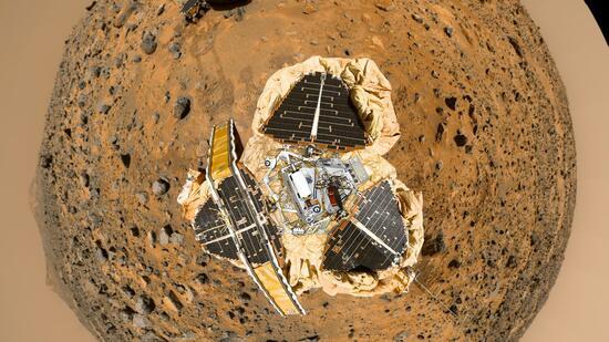 Neue Ära der Mars-Forschung