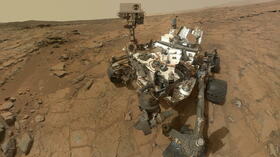 "Elektronik-Problem: Mars-Rover ""Curiosity"" muss Zwangspause machen"