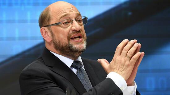 Martin Schulz fordert verbindliche Quote für E-Autos in Europa
