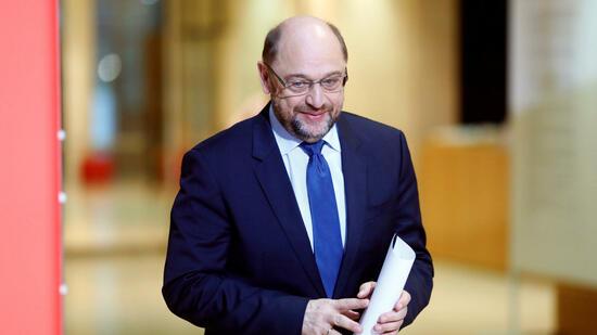Parteien Regierung SPD Deutschland : SPD will mit Union über Regierungsbildung sondieren