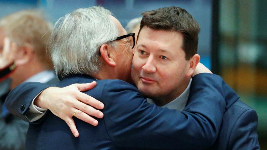 Das Ende einer EU-Karriere