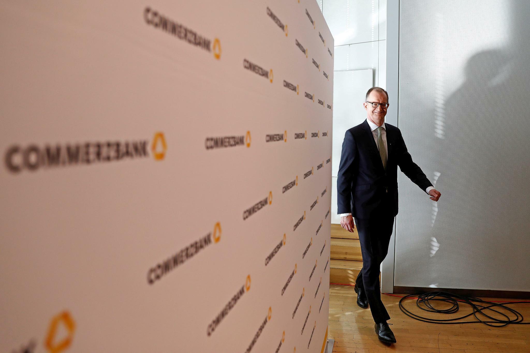 Manager hautnah: Wie Martin Zielke die Commerzbank führt