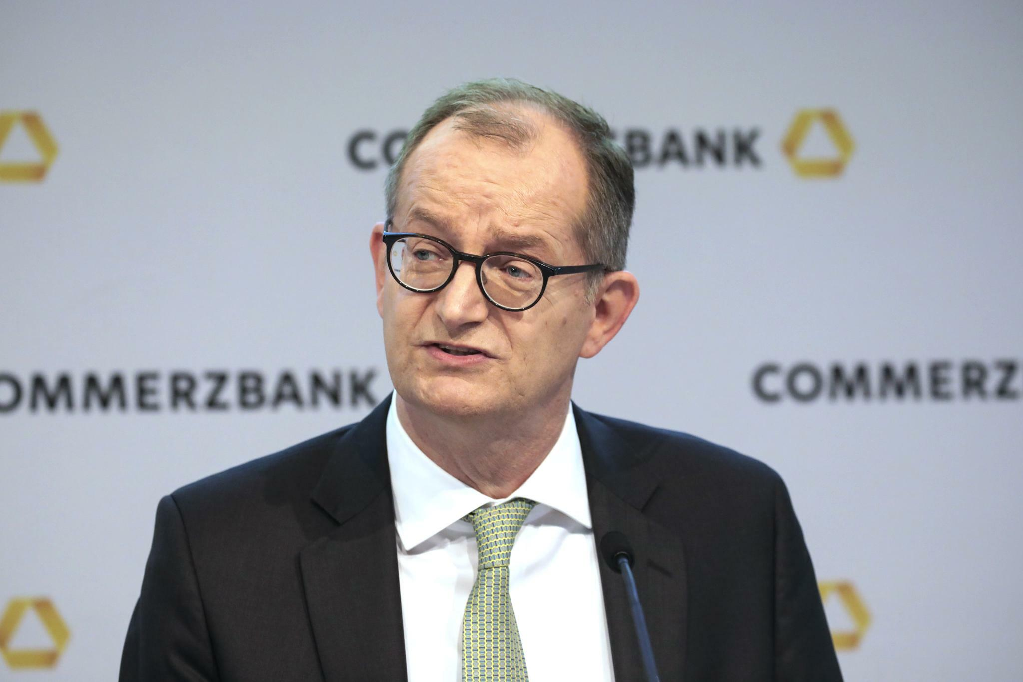 Commerzbank: Strategiewechsel bringt Martin Zielke in Zwickmühle