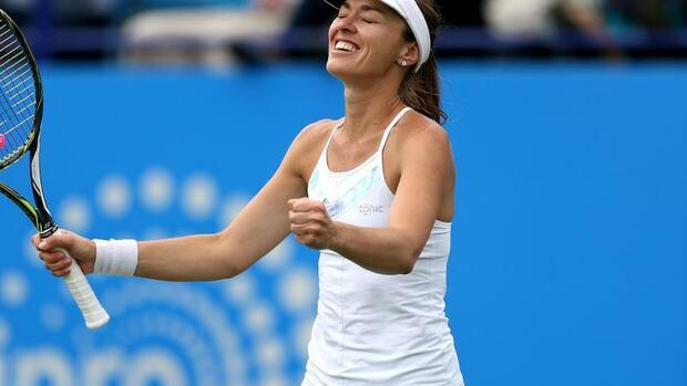 Tennis: Schweizerin Hingis beendet Tennis-Karriere