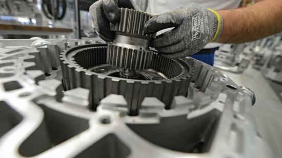 Kräftige Nachfrage: Deutscher Maschinenbau kommt in Schwung