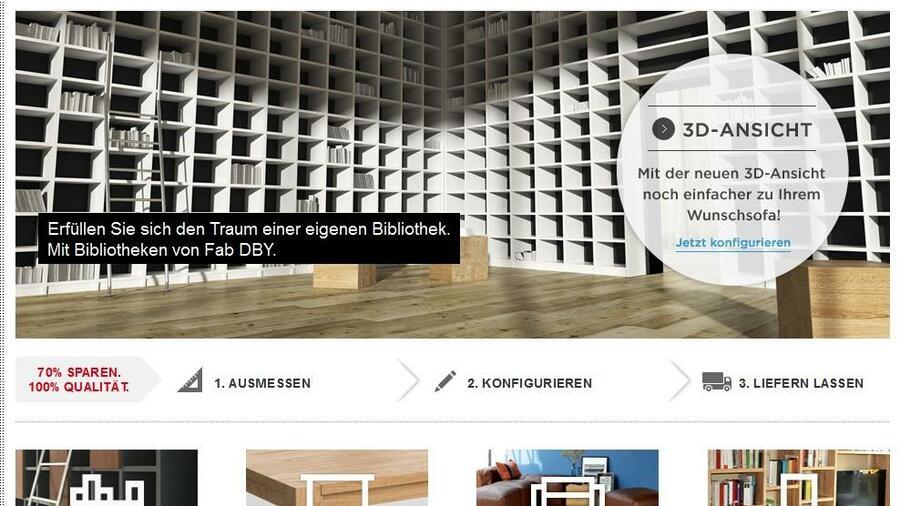 Größtes Möbel Start Up In Europa Fab Dockt An Hamburger Möbelhaus An