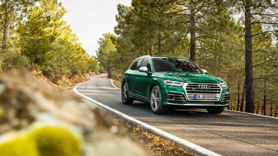 Wo der Diesel weiter den Ton angibt – der Audi SQ5 im Test