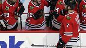 Eishockey: NHL: Kahun und Chicago beenden Niederlagenserie