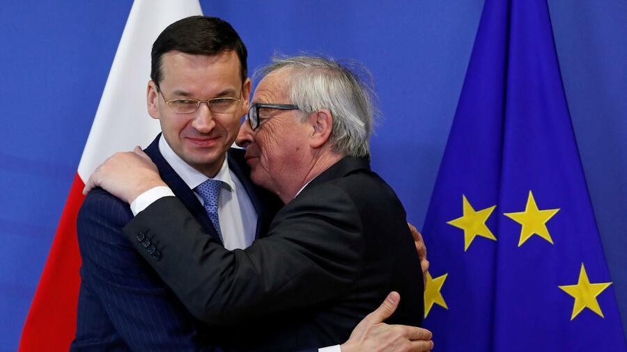 Polen verteidigt in Brüssel umstrittene Justizreform