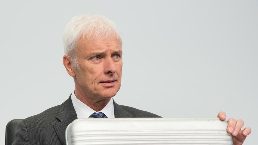 Müller geht auch als Vorstand der VW-Dachgesellschaft