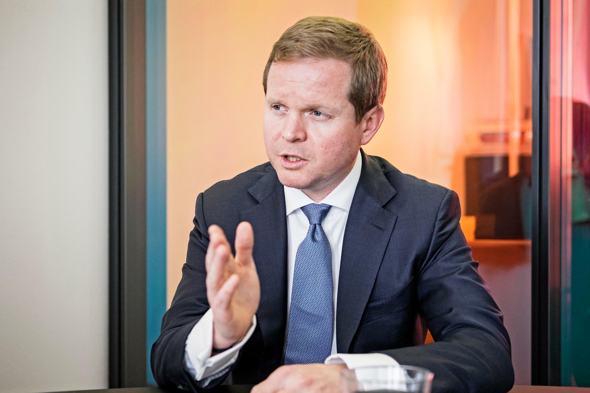"""Matthias Tauber: """"Wir wachsen doppelt so schnell wie der Markt"""""""
