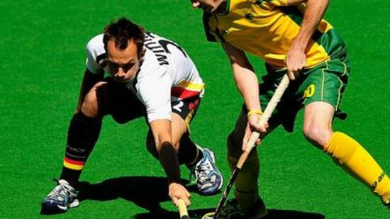 Hockey Nationalmannschaft: