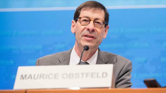 Internationaler Währungsfonds: IWF-Chefvolkswirt warnt vor Ende der Geldflut