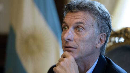 Der argentinische Präsidenten hat sich im milliardenschweren Streit mit den Gläubigern geeinigt. Quelle: AFP