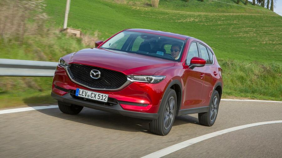 suv nach dem facelift was der neue mazda cx 5 im detail. Black Bedroom Furniture Sets. Home Design Ideas