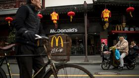 Fastfood: McDonald's will China mit Immobiliendeals erobern