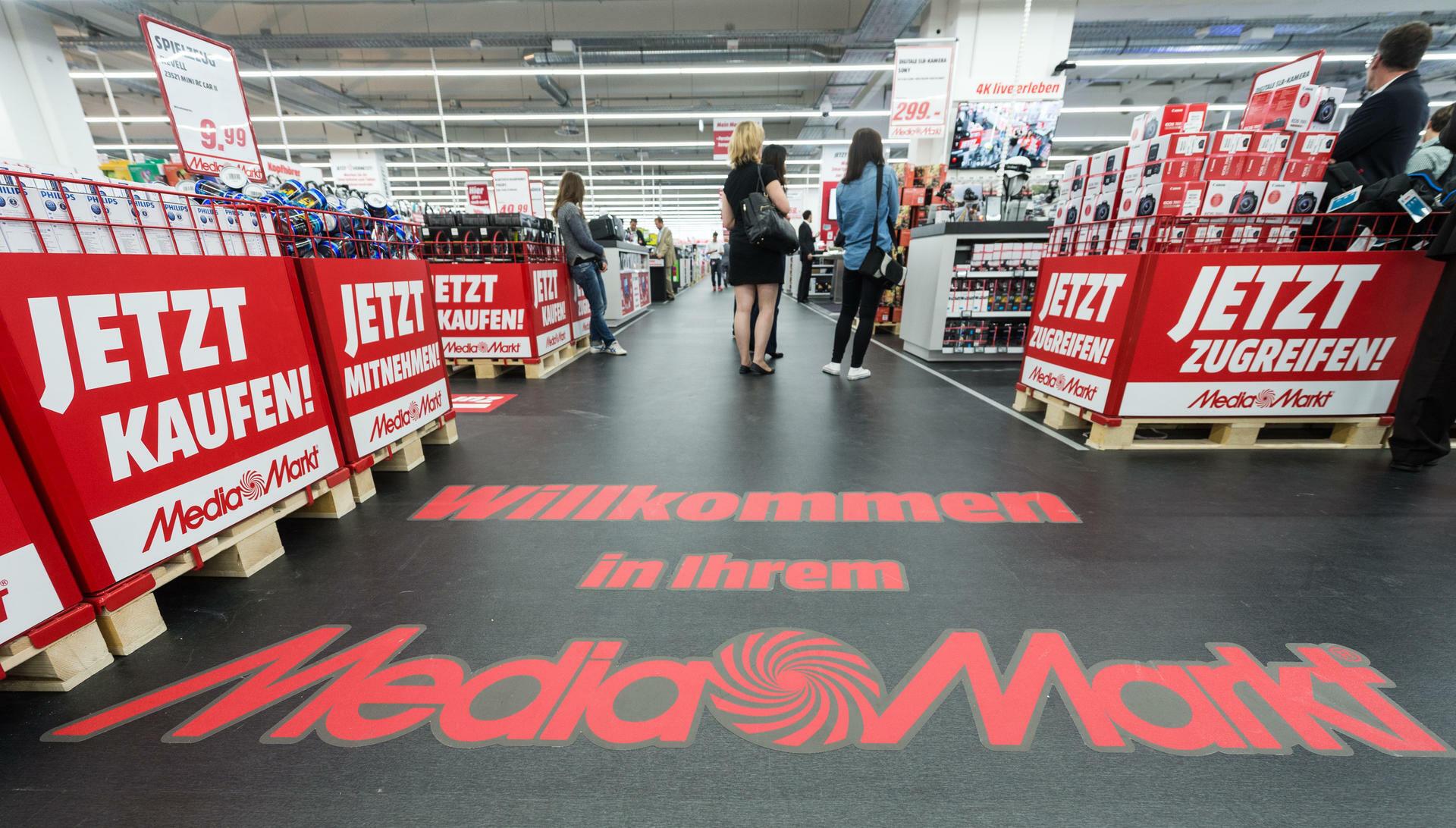 Saturn Media Markt Real Deutsche Verbraucher Retten Metro