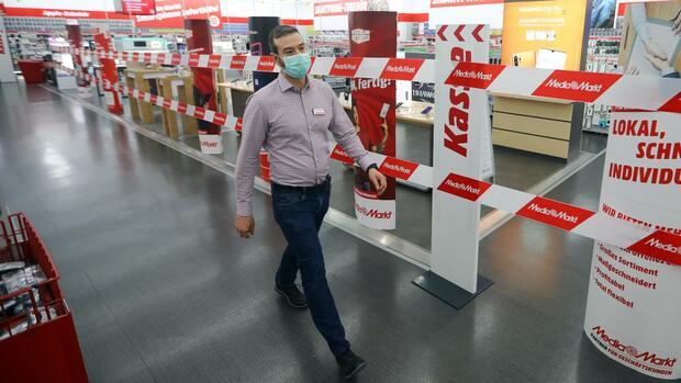 Coronakrise: Deutschlands Konzerne rüsten sich für eine zweite Infektionswelle