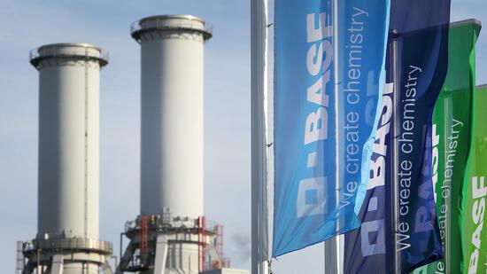 BASF will Öl- und Gastochter Wintershall mit Dea fusionieren
