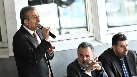 Hannover sagt Auftritt von AKP-Vize Mehdi Eker ab